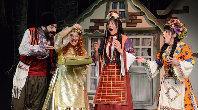 Devlet Tiyatrolarından yeni çocuk oyunu: Altın Kız