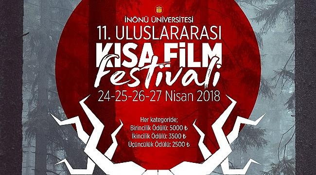İnönü Üniversitesi Uluslararası Kısa Film Festivali başvuruları başladı