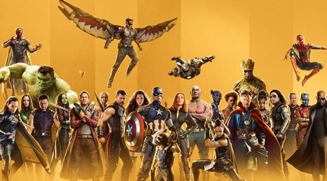Marvel'in 10. yıl kutlamaları başladı