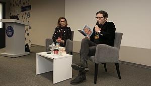 Tuna Kiremitçi: Yazarken deplasmanda gibi hissediyorum