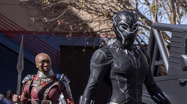 Black Panther rekora gidiyor