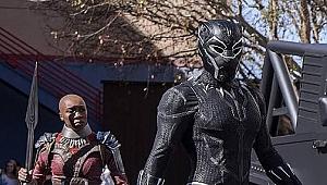 Black Panther Twitter´da da rekor kırdı