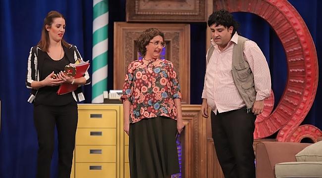Ecem Erkek Güldür Güldür Show kadrosuna dahil oldu