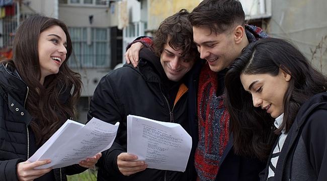 Netflix'in ilk Türk dizisinin çekimleri başladı