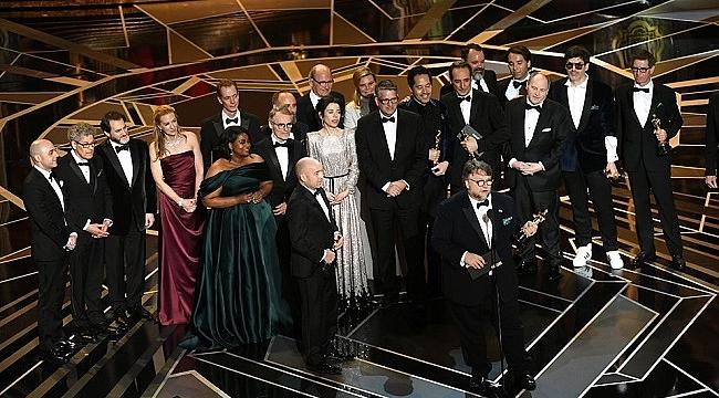 Oscar'da en iyiler belli oldu