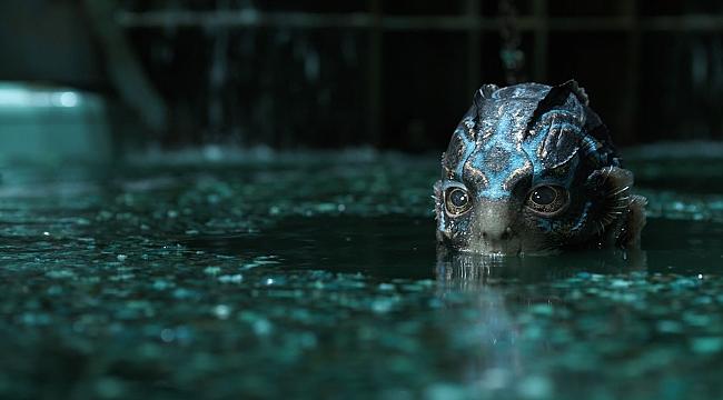 Oscar Ödülleri'ne The Shape Of Water damgası
