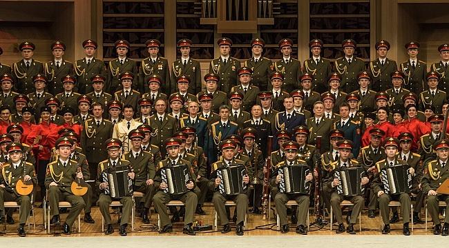 Rus Kızıl Ordu Korosu, İstanbulda konser verecek 30