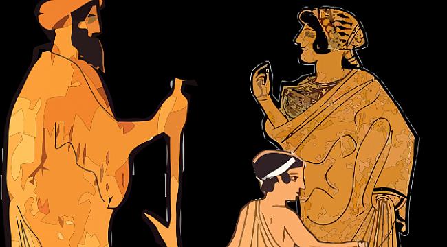 Troya efsaneleri mozaiklerde sergileniyor