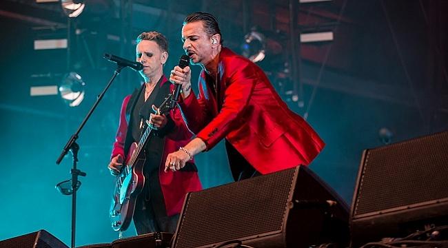 Depeche Mode: Doksanlar bizim için fırtınalı zamanlardı
