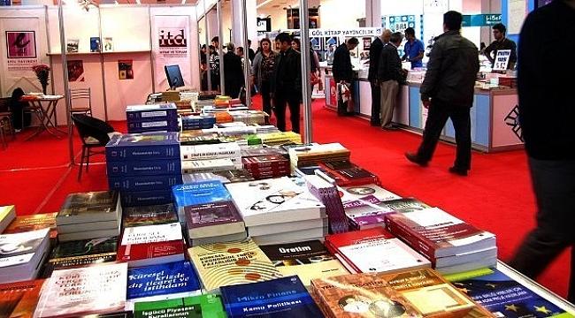 İzmir Kitap Fuarı programı belli oldu