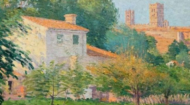Müzedeki tabloların yarısı sahte çıktı