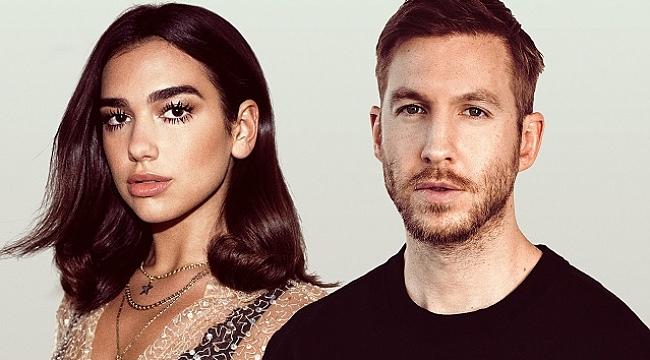 Calvin Harris ve Dua Lipa'nın yeni Klibi