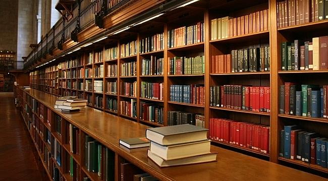 Dünyanın en büyük kütüphanesi nerede?