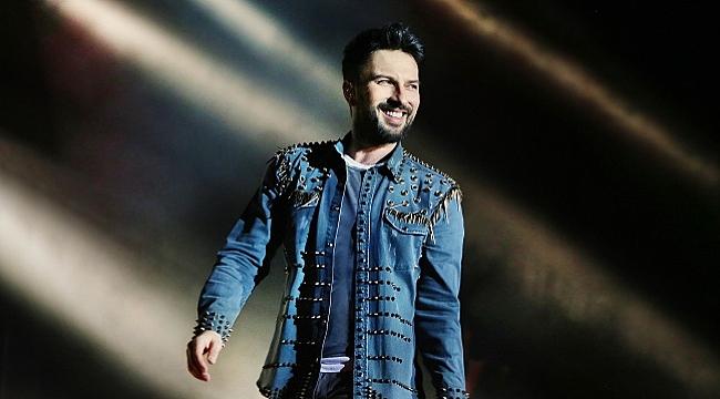 Tarkan'dan yılın ilk İstanbul konseri