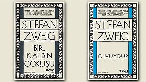 Zweig'ın 'O muydu?' ve 'Bir Kalbin Çöküşü' kitapları okurla buluştu
