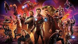 Avengers: Infinity War'dan bir rekor daha