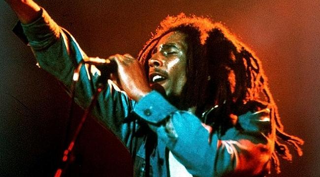 Bob Marley'nin hayatı film oluyor