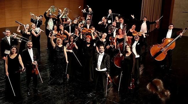 Bursa Bölge Devlet Senfoni Orkestrası ve MFÖ aynı sahnede