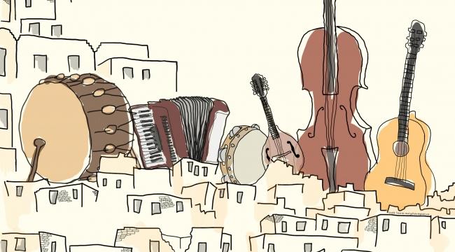 'Dünyanın müziği' Fethiye-Kayaköy Müzik Köyü'nde buluşuyor