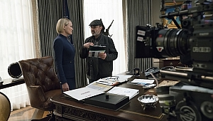 House of Cards'ın altıncı sezonundan ilk görüntüler paylaşıldı