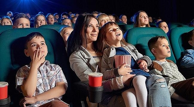 Sinema ve tiyatro seyirci sayısı arttı, 4 ilde sinema salonu yok