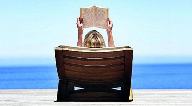 Türkler en çok yazın kitap okuyor