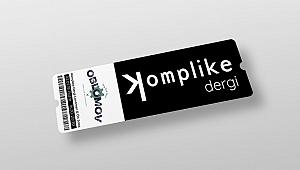 Komplike Dergi, Kadıköy Oblomov'da lansman düzenleyecek