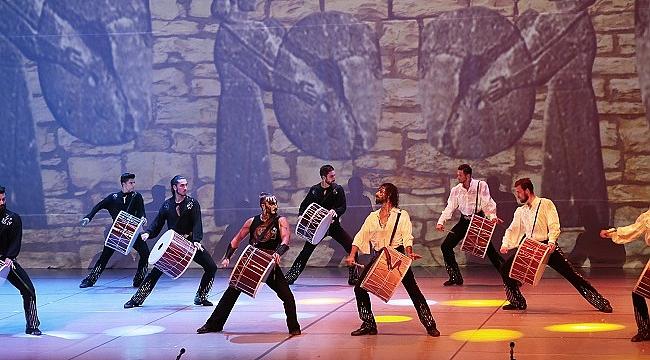 Bodrum Antik Tiyatrosu'nda Anadolu Ateşi rüzgarı