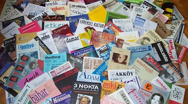 Geçmiş ve günümüz edebiyat kültür - sanat dergileri