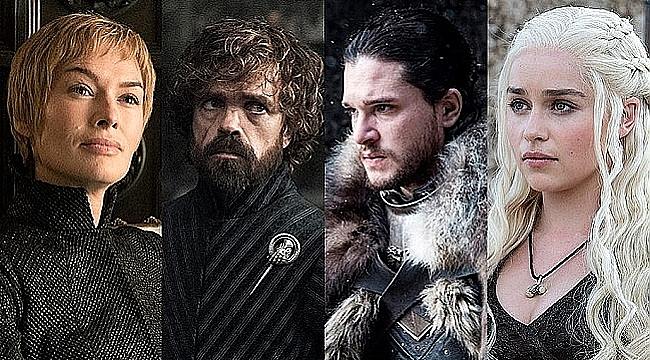 Game of Thrones'un final sezonunda gerçekleşmesi muhtemel 10 tahmin