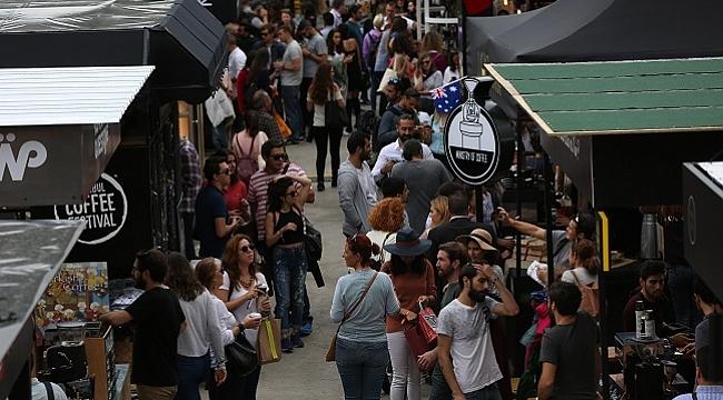 İstanbul Coffee Festival beşinci yılında on binlerce kahveseveri ağırlayacak