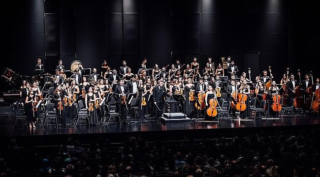 Türkiye Gençlik Filarmoni Orkestrası eylülde 11 konser verecek