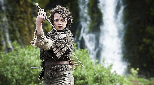 Maisie Williams'tan yeni dizi müjdesi