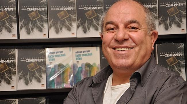 Adnan Gerger, yeni romanı