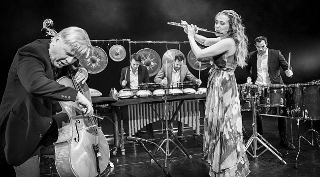 Borusan Müzik Evi10. yaşını Ekkozonekonseri ile kutluyor