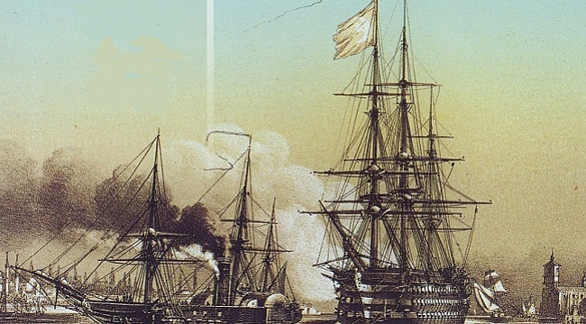 Daniel Panzac'tan Osmanlı Donanması'nın 351 yıllık tarihi