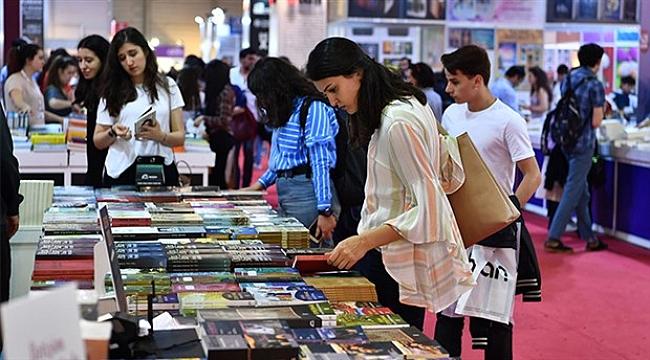 İstanbul Kitap Fuarı etkinlik programı açıklandı