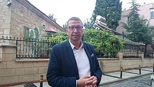Murat Erdin Mardin'de