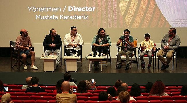 Mustafa Karadeniz: -45 derecede, 45 günde, 45 kişilik ekiple çektik