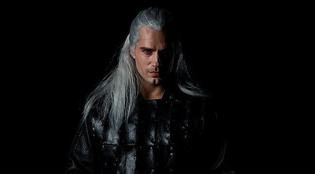 The Witcher'dan ilk görüntü geldi