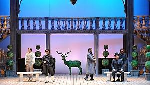 """Verdi'nin son başyapıtı """"Falstaff"""" operası yeni sezonda da sahnede"""