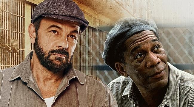 Morgan Freeman'ın canlandırdığı Red karakterini Kerem Alışık canlandıracak