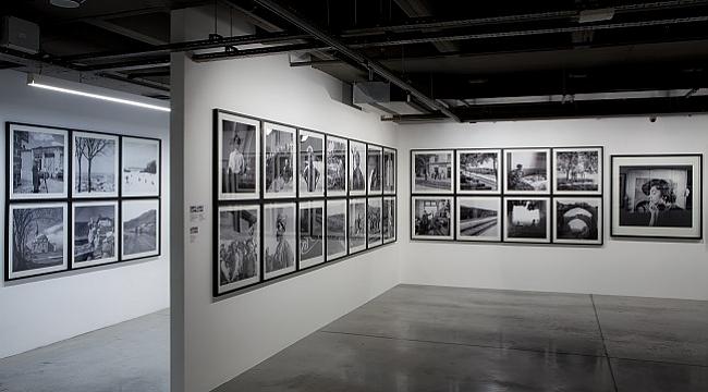 Türkiye'nin ilk kadın fotoğraf sanatçısı Yıldız Moran'ın eserleri sergi oldu