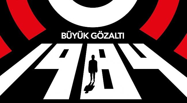 """George Orwell'in kült eseri""""1984"""" tiyatro sahnesine taşınıyor"""