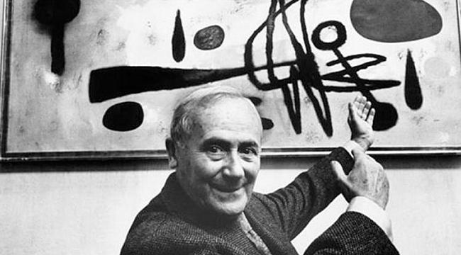 Joan Miró kimdir?