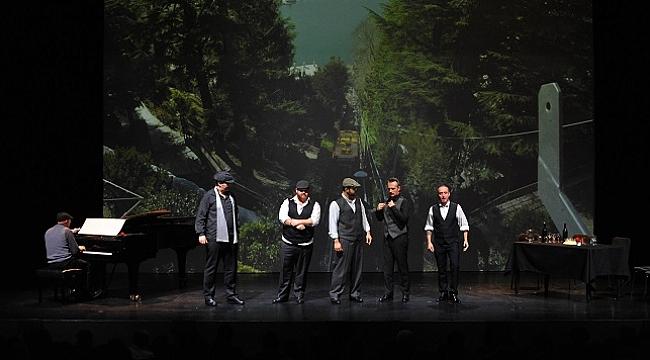 """""""Napoliten Konseri""""nin ilki gerçekleştirildi"""