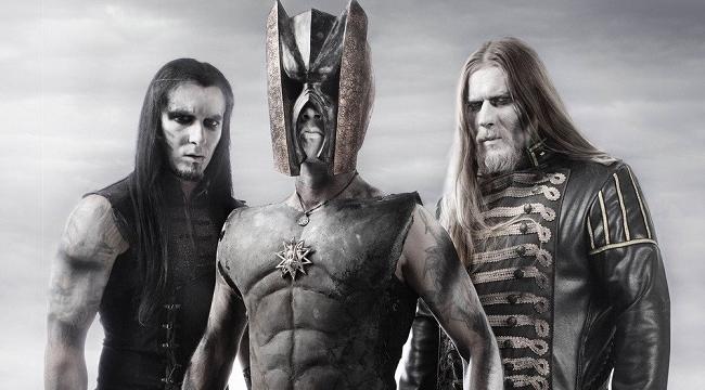 Behemoth İstanbul'da konser verecek