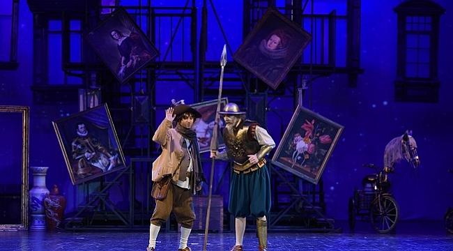 İstanbul Devlet Opera ve Balesi çocukları unutmadı: Gezginci Şövalye sahnede