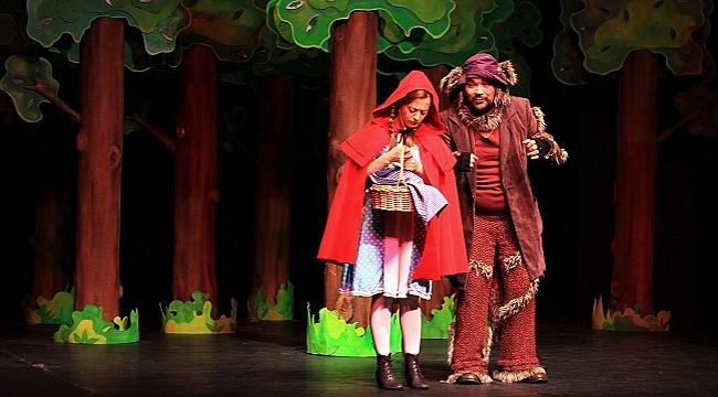 Kırmızı Başlıklı Kız, Eskişehirli çocuklar için sahnelenecek