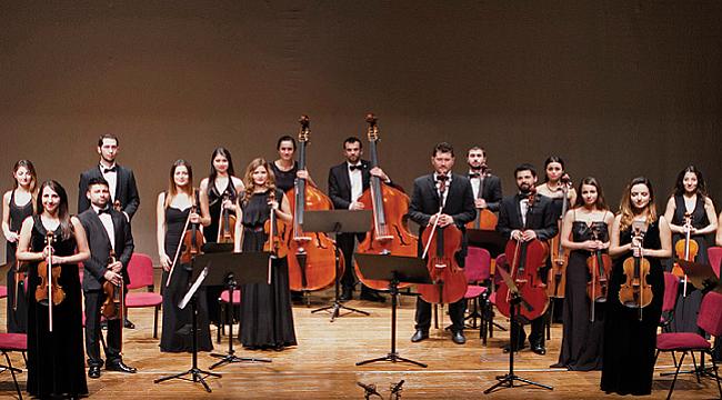 Albert Long Hall Klasik Müzik Konserleri Karşıyaka Oda Orkestrası açılıyor
